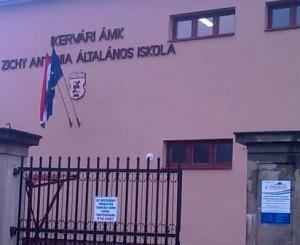 ikervár iskola
